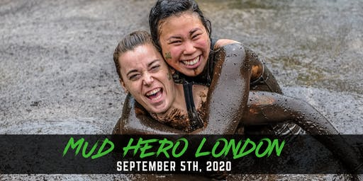 Mud Hero - London