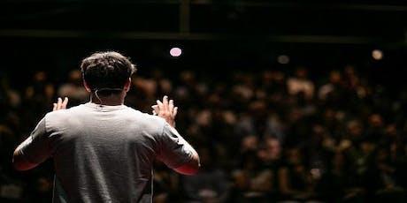 Oratória e Técnicas de Apresentação ingressos