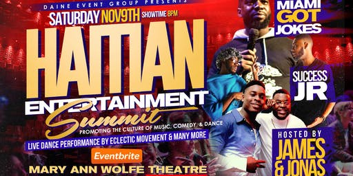 Haitian Entertainment Summit