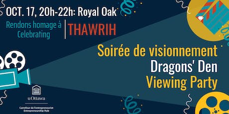 Soirée de visionnement | DRAGONS' DEN | Viewing Party tickets