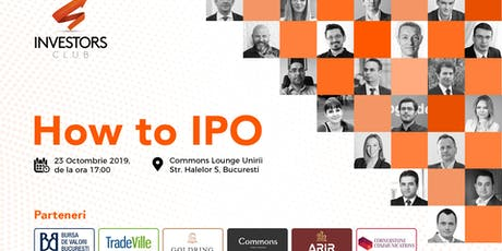 How to IPO tickets