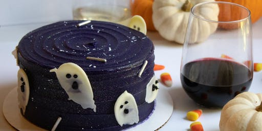 October Cake & Wine Night!