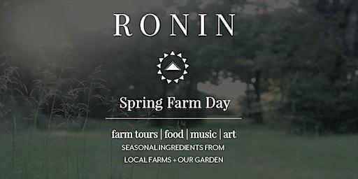 Spring Farm Day