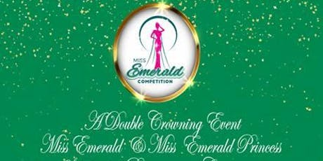 Miss Emerald Scholarship Program and Competition 2019 tickets