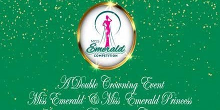 Miss Emerald Scholarship Program and Competition 2019