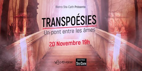 Transpoésies avec Pascale Cormier tickets