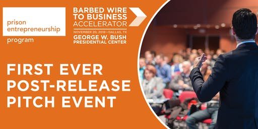Barbed Wire to Business Dallas Watching Party