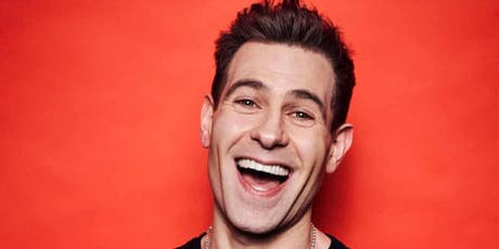 Live Stand up Comedy with Headliner Simon Brodkin tickets