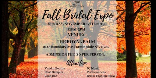 Winter Bridal Expo. 2019