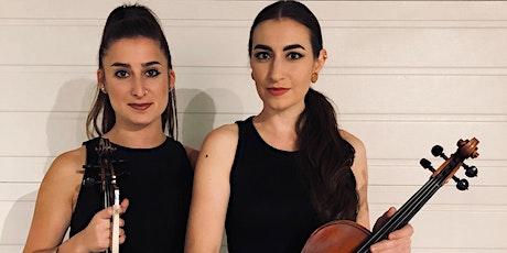 Noonday Concert Series: Elizabeth Moore & Brianna Fischler tickets