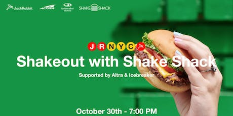 Shake it Out with Shake Shack tickets