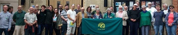 Eastern Green Party Regional Conference image