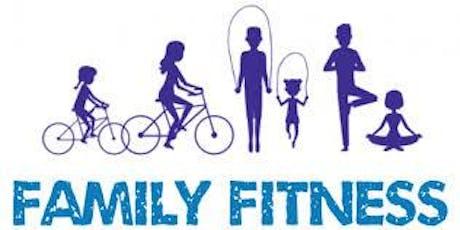 Family Fitness tickets