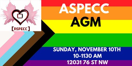 ASPECC AGM 2019 tickets