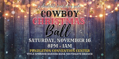 Cowboy Christmas Ball 2019 tickets