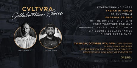 CVLTVRA Collaboration Series tickets