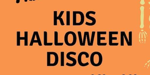 Kids Halloween Disco for primary school children