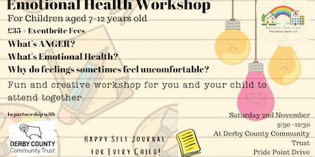 Emotional Health Workshop tickets