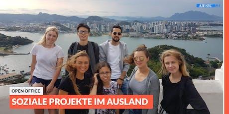Ab ins Ausland: Infoevent zu sozialen Projekten im Ausland | Stuttgart Tickets