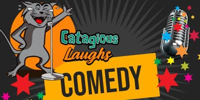 Catagious Laughs...An Evening of PG-13 Laughs by X2 Comedy