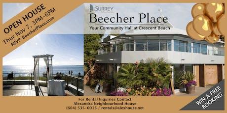 """Beecher Place """"Open House"""" tickets"""