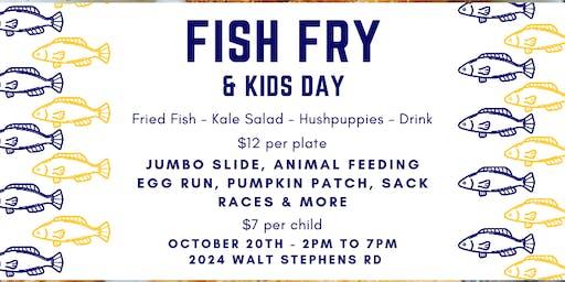 Fish Fry & Kids Day