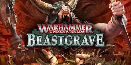 Warhammer Underworlds Q4 Tournament tickets