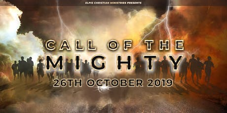 Call of the Mighty (2019) tickets