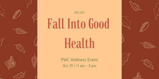 Fall Into Good Health