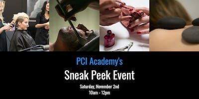PCI Academy Sneak Peek Event
