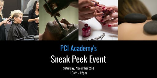 PCI Academy Sneak Peek Event