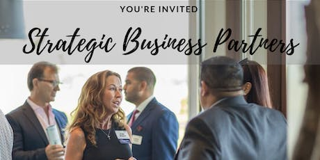 Strategic Business Partners - Grand Opening tickets