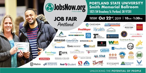 Portland Job Fair-JobsNow.org