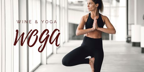WOGA (Wine & Yoga) tickets