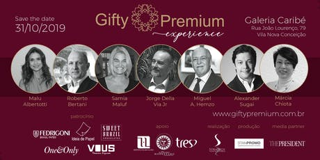 Gifty Premium Experience tickets