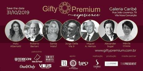 Gifty Premium Experience ingressos
