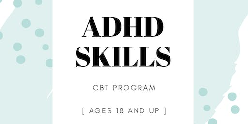 CBT Skills for Adult ADHD Group