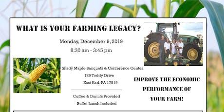 Farmers Field Day tickets