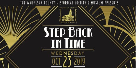 Step Back in Time tickets