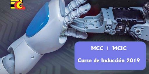 Curso de Inducción al Posgrado del CIC-IPN