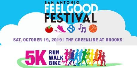 5th Annual Feel Good Festival 5K tickets