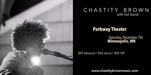 Chastity Brown in concert