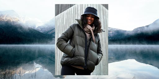 pray for snow | lululemon outerwear launch party