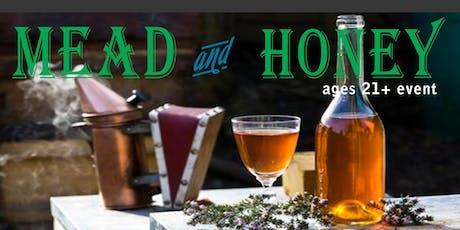 Mead & Honey Workshop tickets