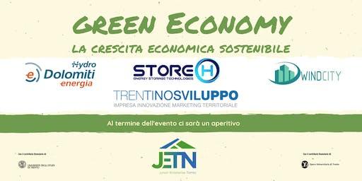 Green Economy: la crescita economica sostenibile