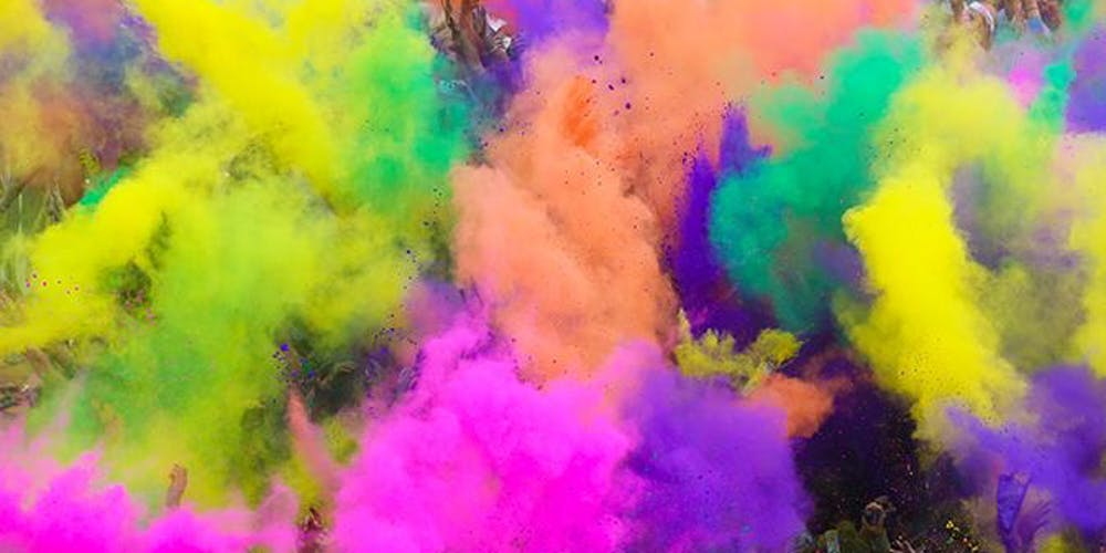 Life In Color 2020.2020 Meyersdale Relay For Life 5k Color Run Walk Tickets