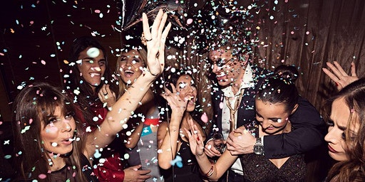 New Year's Eve Singles Party - Dec 31st @ 8pm - 1 hour Open Bar