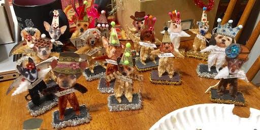 Personalized Pet Ornaments