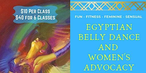 Egyptian Belly Dance Class Every Sunday
