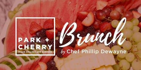 Park + Cherry Brunch by Chef Phillip Dewayne tickets